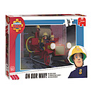 Fireman Sam Jumbo 35pc Puzzle - On Our Way