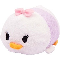 Disney Tsum Tsum 9.7cm Light Up Soft Toy - Daisy Duck