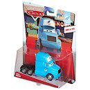 Disney Pixar Cars 2 Deluxe Diecast Vehicle - Gray