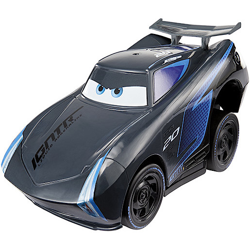 Disney Pixar Cars 3 Revvin' Action Jackson Storm Vehicle
