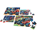 Blaze and the Monster Machines Magic Puzzle 4 Pack