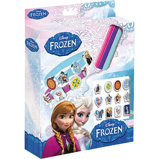Disney Frozen Bracelets With 18 Charms Play Set