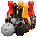 Star Wars The Force Awakens Bowling Set
