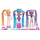 Betty Spaghetty Mix and Match Dress Up Party Friends Dolls Pack