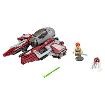 LEGO Star Wars The Force Awakens Obi-Wan's Jedi Interceptor - 75135