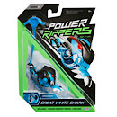 Power Rippers Single Pack Great White Shark