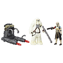 Star Wars Rogue One Deluxe Figure Two Pack - Scarif Stormtrooper & Moroff