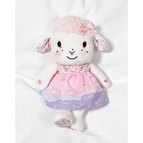 My First Baby Annabell Little Lullaby Lamb Soft Toy