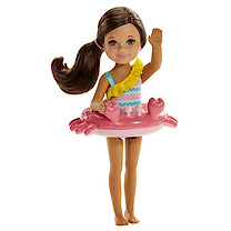 Barbie Chelsea and Friends Pool Party Doll