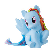 My Little Pony Rainbow Dash Styling Head