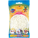 Hama Glow in the Dark Beads - 1000 Pieces
