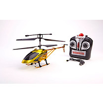 Hurricane Surfer RC Helicopter - Yellow