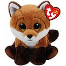 Ty Beanie Babies 15cm Classic Soft Toy - Fay the Fox