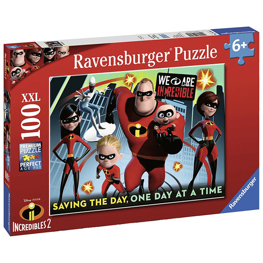 Ravensburger Disney Pixar The Incredibles 2 XXL Puzzle - 100pc