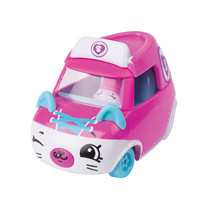 Shopkins Cutie Cars - Wheely Sneaky