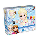 Disney Frozen Paint and Style Elsa Head