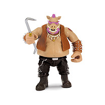 Teenage Mutant Ninja Turtles Movie 2 Super Deluxe Figure - Bebop