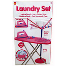 Pink Laundry Role Play Set