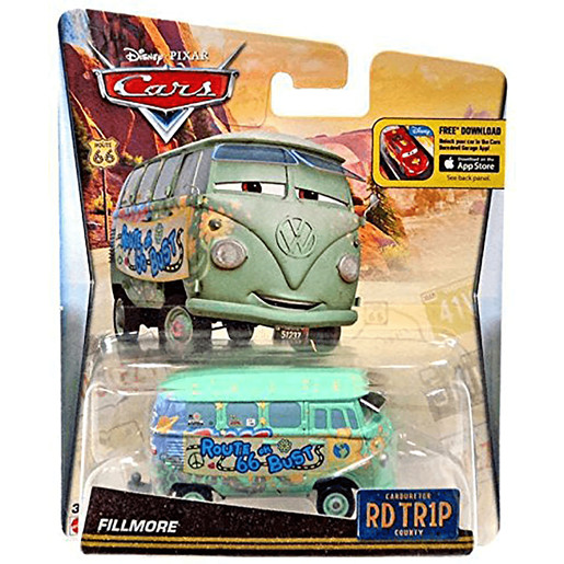 Disney Pixar Cars Road Trip - Fillmore