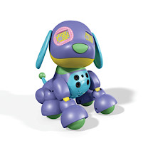 Zoomer Zuppy Love Zuppies Robot - PJ