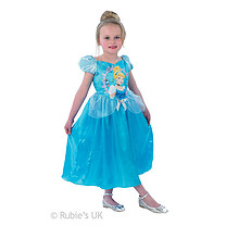 Disney Princess Storytime Cinderella Dress - Medium (5-6 years)