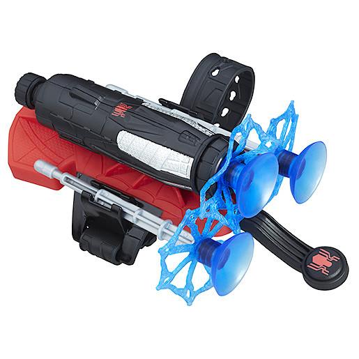 Marvel Spider-Man: Homecoming Blaster Gear - Dart Blaster