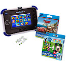 Vtech Innotab 3S Blue with Battery Pack and Two Games
