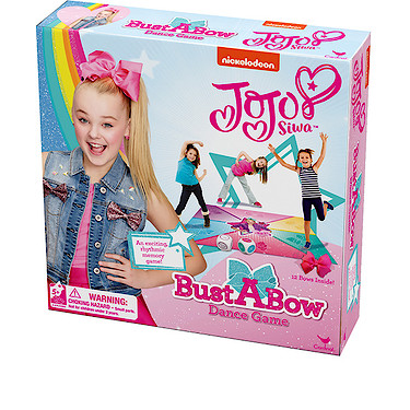 Jojo Siwa Bust A Bow Dance Game The Entertainer