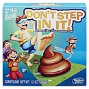 Don't Step In It! Game