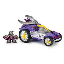 Teenage Mutant Ninja Turtles Half-Shell Heroes Shred Tread with Shredder Figure