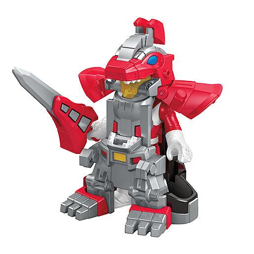 Imaginext Power Rangers Battle Armour  Red Ranger