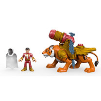 Imaginext DC Super Friends Shazam And Tiger