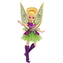 Disney Fairies Deluxe Fashion 23cm Doll - Tink
