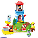 Weebles Paw Patrol Pulll and Play Seal Island Playset