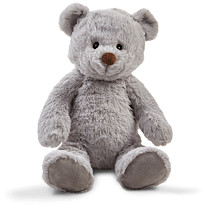 Snuggle Buddies 32cm Friendship Teddy- Pip (Grey)