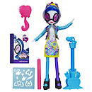 My Little Pony Equestria Girls Deluxe Doll - DJ Pon-3