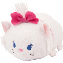 Disney Tsum Tsum 9.7cm Soft Toy - Marie