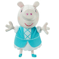 Peppa Pig Once Upon a Time Soft Toy - Peppa
