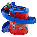 Thomas and Friends Take-n-Play Portable Railway Spiral Tower Tracks with Percy