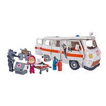 Masha and The Bear Ambulance Playset