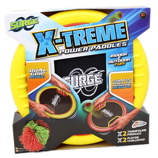 X-Treme Power Paddles Game