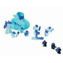 Atomicron Deluxe Army Nitrogen Atom Army Pack