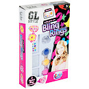 GL Style Bling Rings Fashion Set