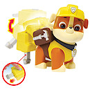 Paw Patrol Jumbo Action Pup Figure - Rubble