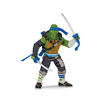 Teenage Mutant Ninja Turtles Movie 2 Super Deluxe Figure - Leonardo