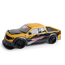 Radio Control Racing Drift Car - Yellow