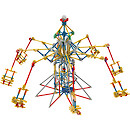 K'NEX 3-in-1 Amusement Park Building Set