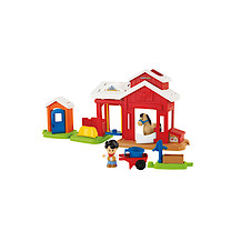 Fisher-Price Little People Stable Playset