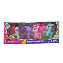 Cutie Friends Sparkling Super Set Pony - 4 Pack