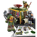 Teenage Mutant Ninja Turtles Paper Craft Set - Shellraiser Vehicle Pack